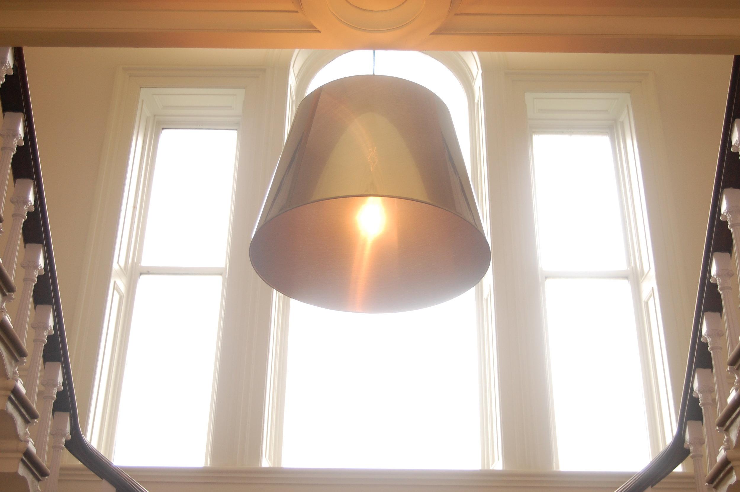 Commercial suspension lights