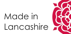 All of our products are proudly made in Lancashire