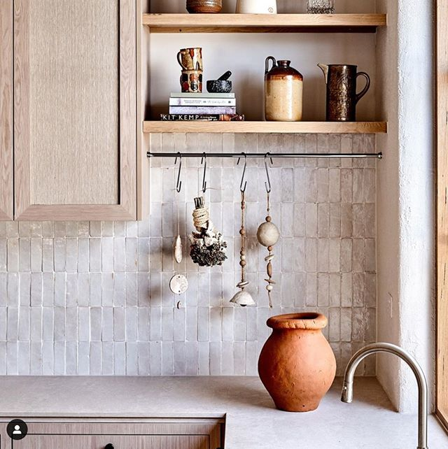 Congrats to my lovely friend @georgia_ezra who took out Kitchen of The Year by @houseandgarden for this stunning family kitchen. It's pretty easy to see why! Congratulations and well-earned lovely x⠀⠀⠀⠀⠀⠀⠀⠀⠀ ⠀⠀⠀⠀⠀⠀⠀⠀⠀ Georgia - 'All the little decisions coming together is what makes an interior. You see, what us designers do is not about right or wrong, it's about telling a story and that story is made up of paragraphs, sentences and words which come in the form of finishes, fixtures and finer details. For me it's all about creating that story which connects to the end user and takes them to a higher level of living through their home, working space, etc - tap for suppliers - interior design by @georgia_ezra @studio_ezra ~ tiles @tilesofezra'