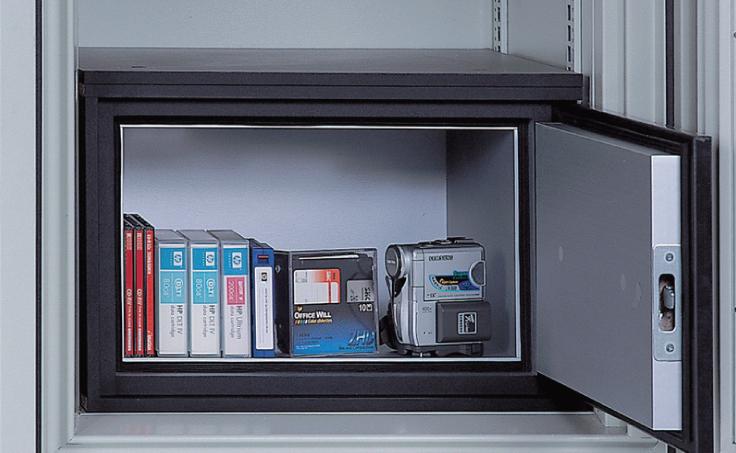Media Insert for safes 507, 509, 1902, 1903