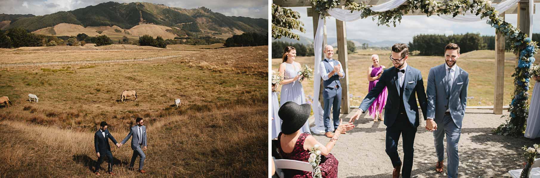 BYO wedding venues wellington