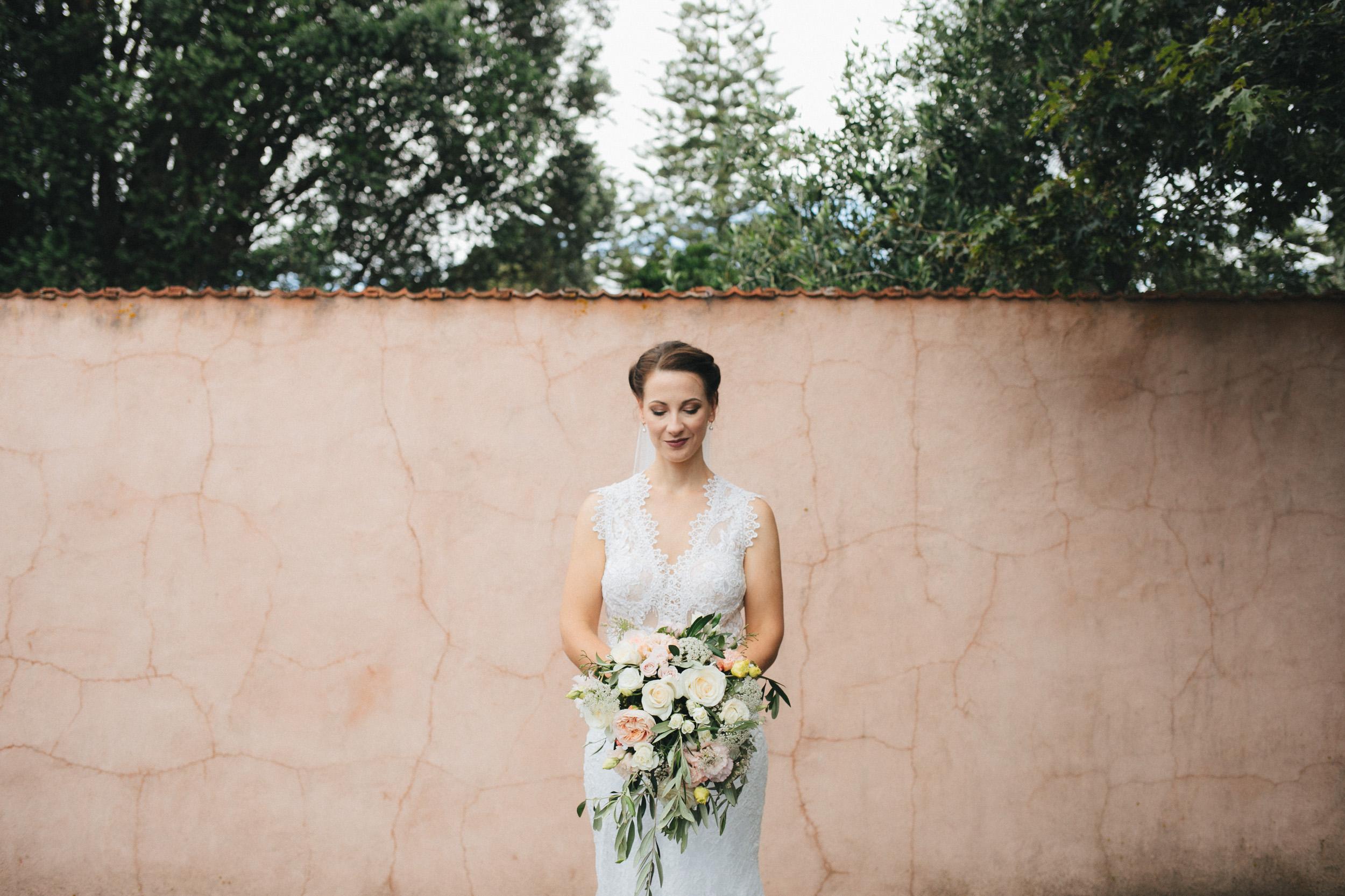 Italian inspired wedding venue NZ