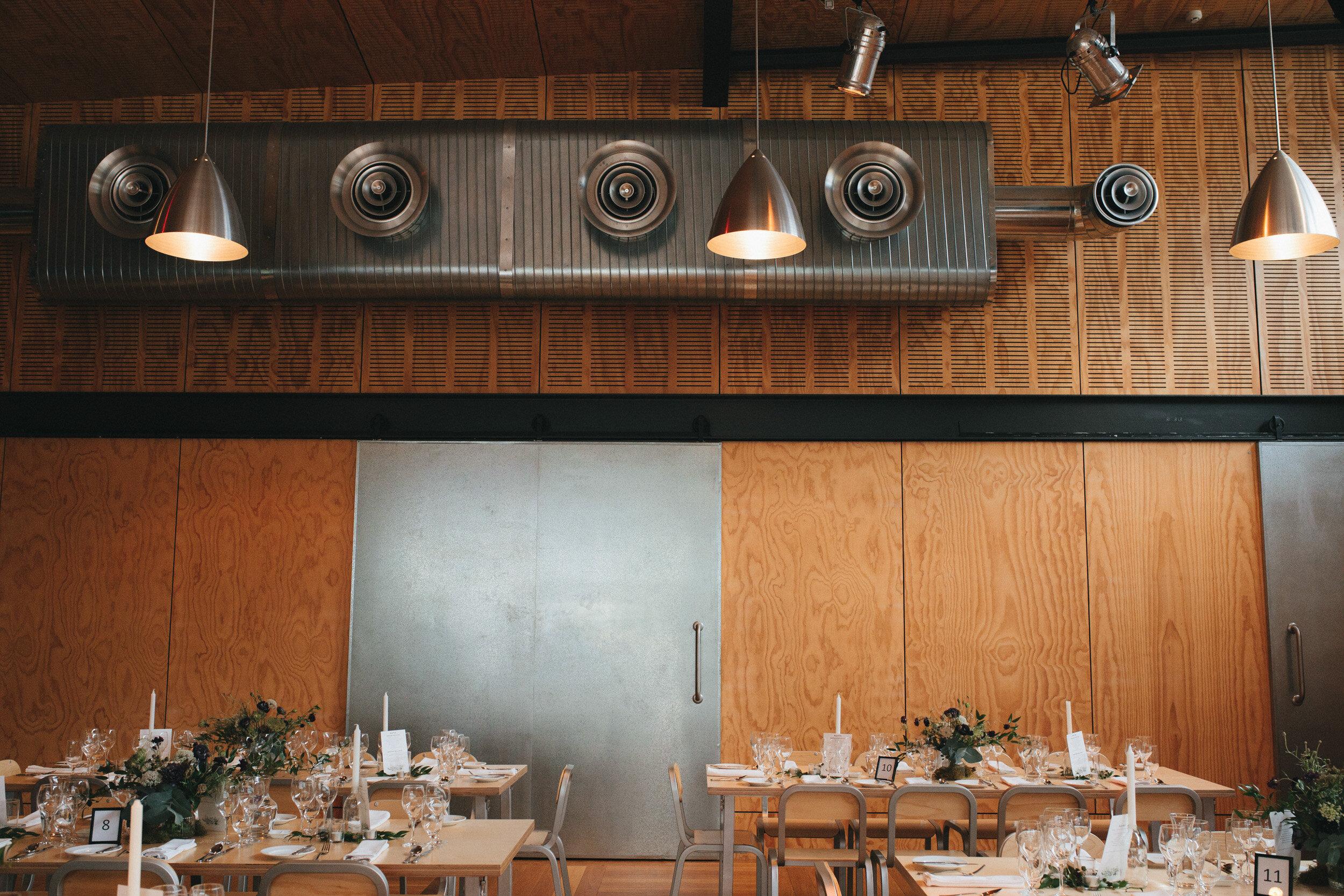 Prefab Hall Wedding venue Wellington city