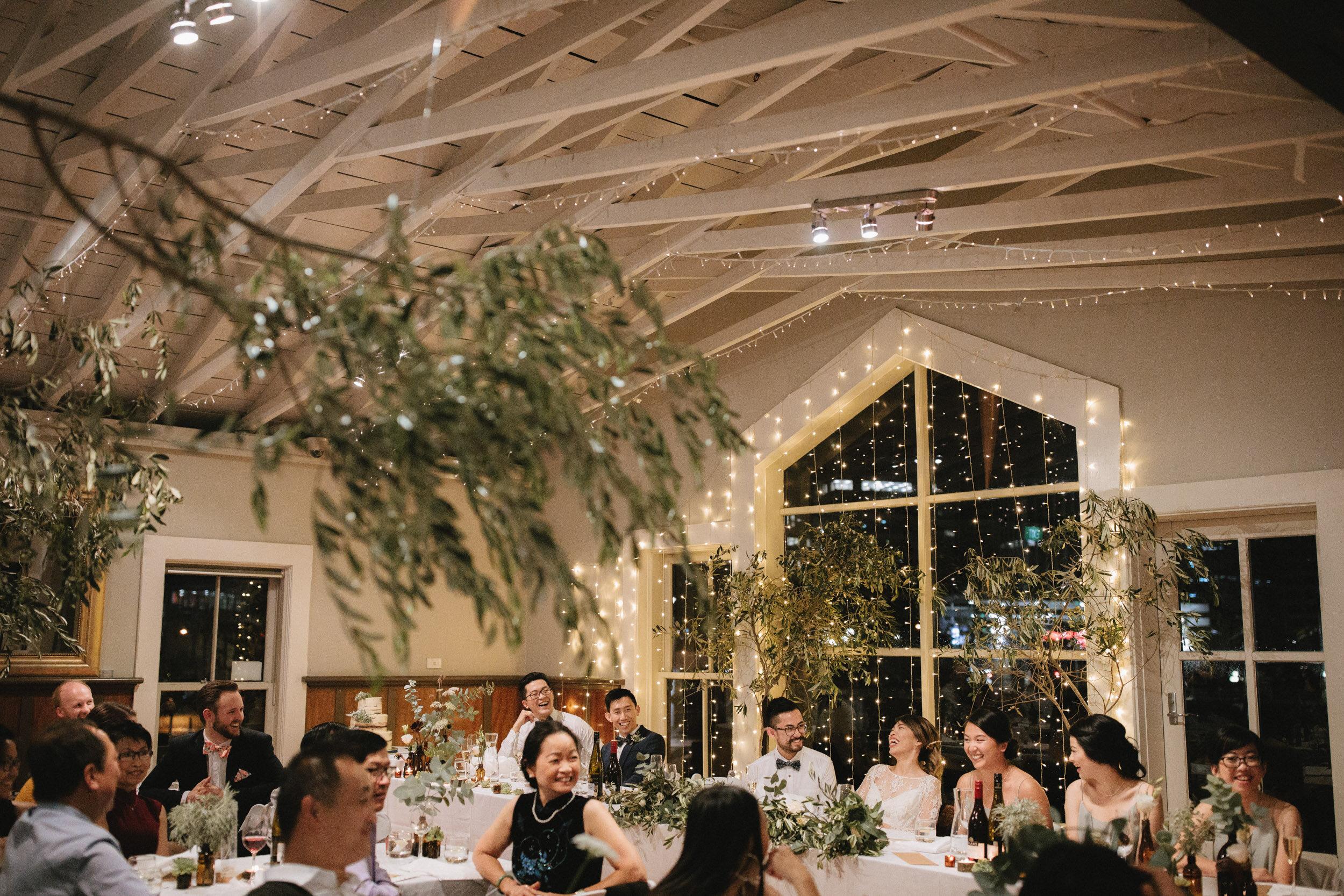 The Boatshed wedding reception venue Wellington Waterfront