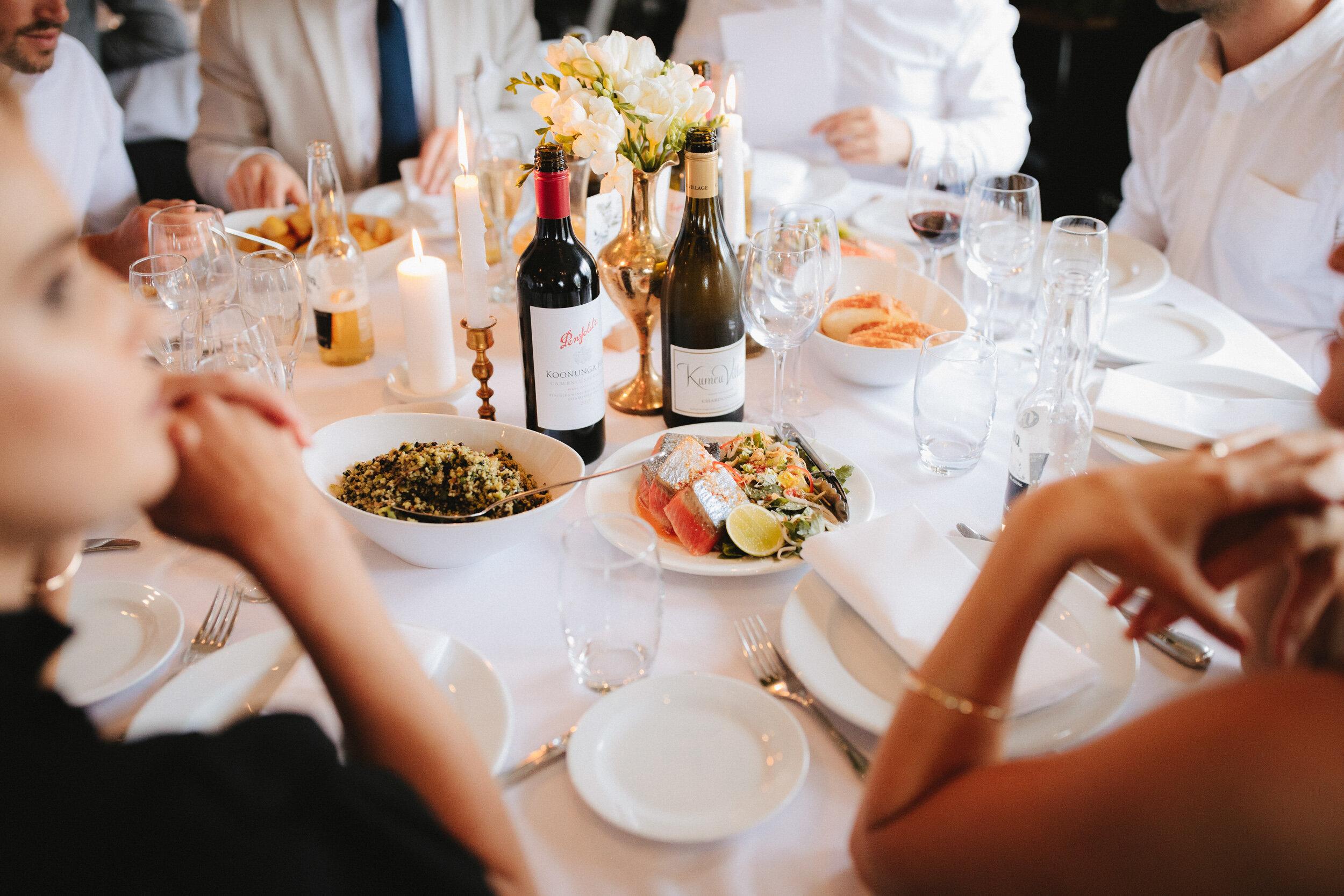 The Boatshed wedding food.jpg
