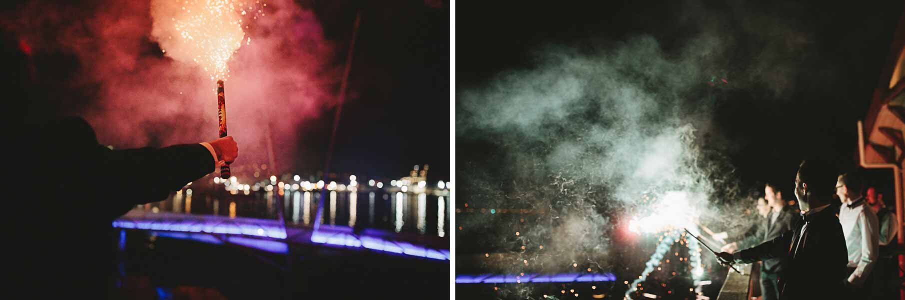 The Boatshed wedding fireworks.jpg