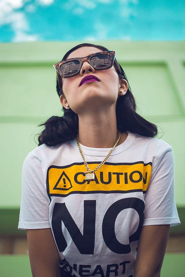 T-Shirt ZARA   Necklace JUICY COUTOURE
