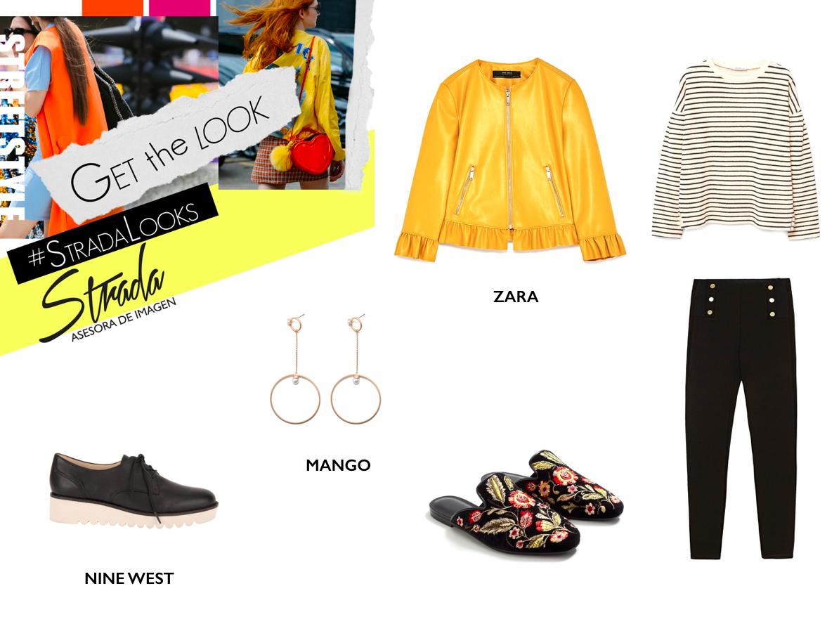 Leggins: Zara    Mules: Schutique Shoes    Suéter: Mango