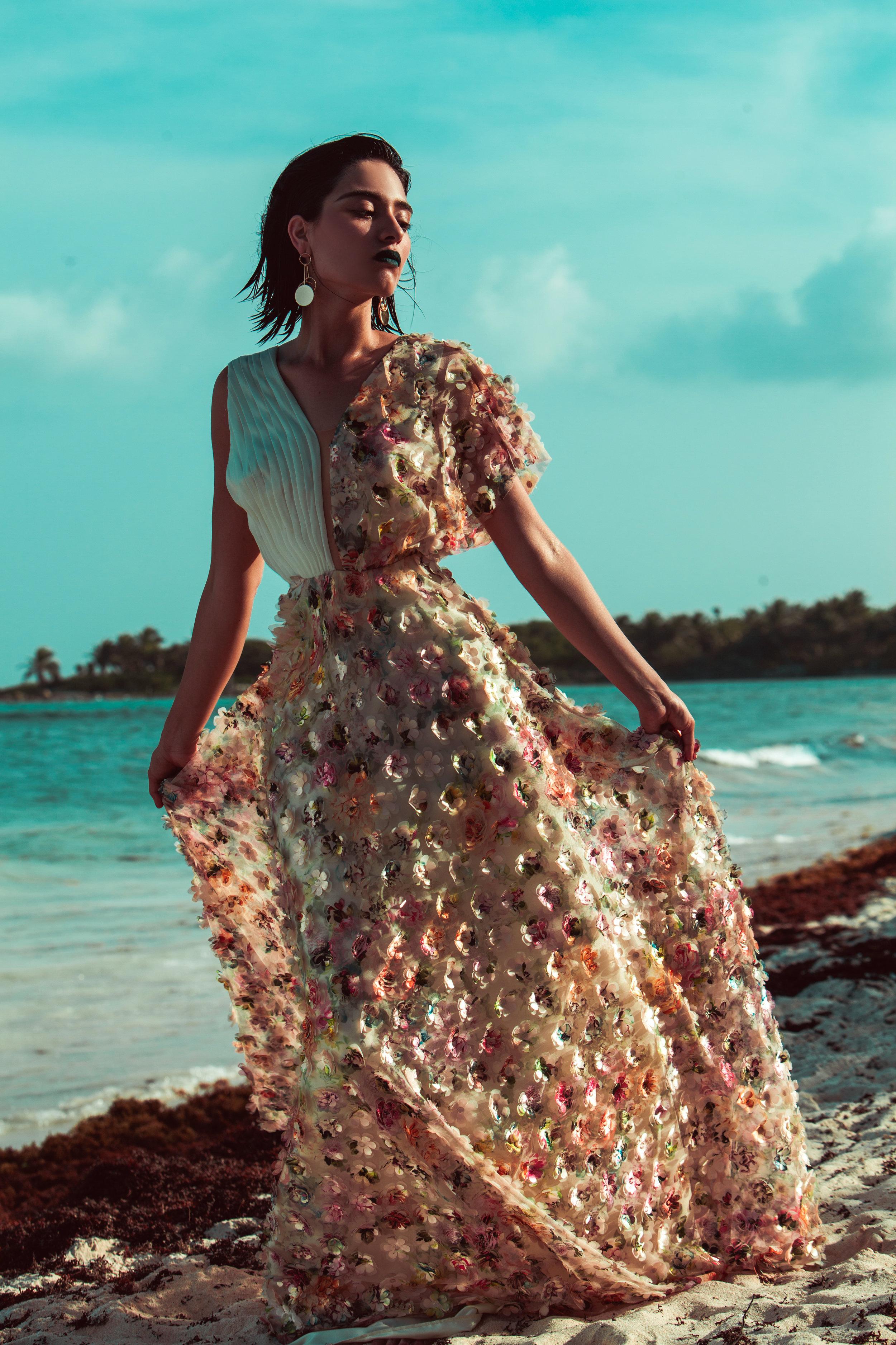 DRESS - KASSANDRA CARRILLO