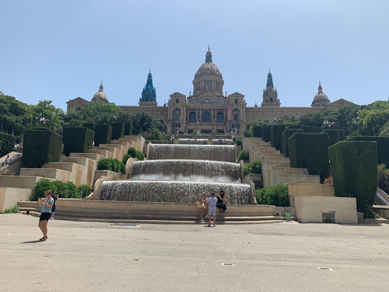 Museo Nacional De Arte De Catalunya - Barcelona