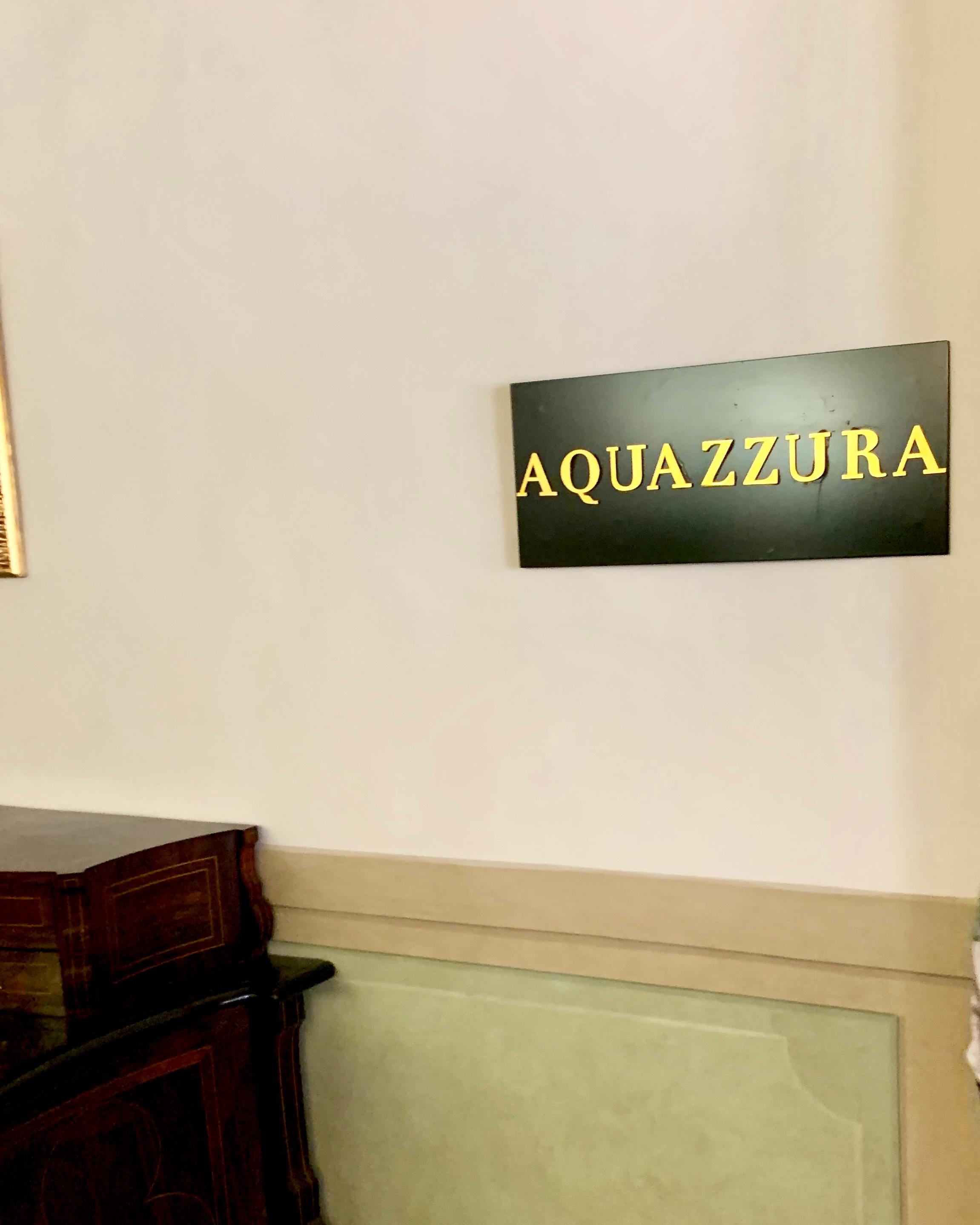 Company Visit - El calzado de lujo lo domina Aquazzura.