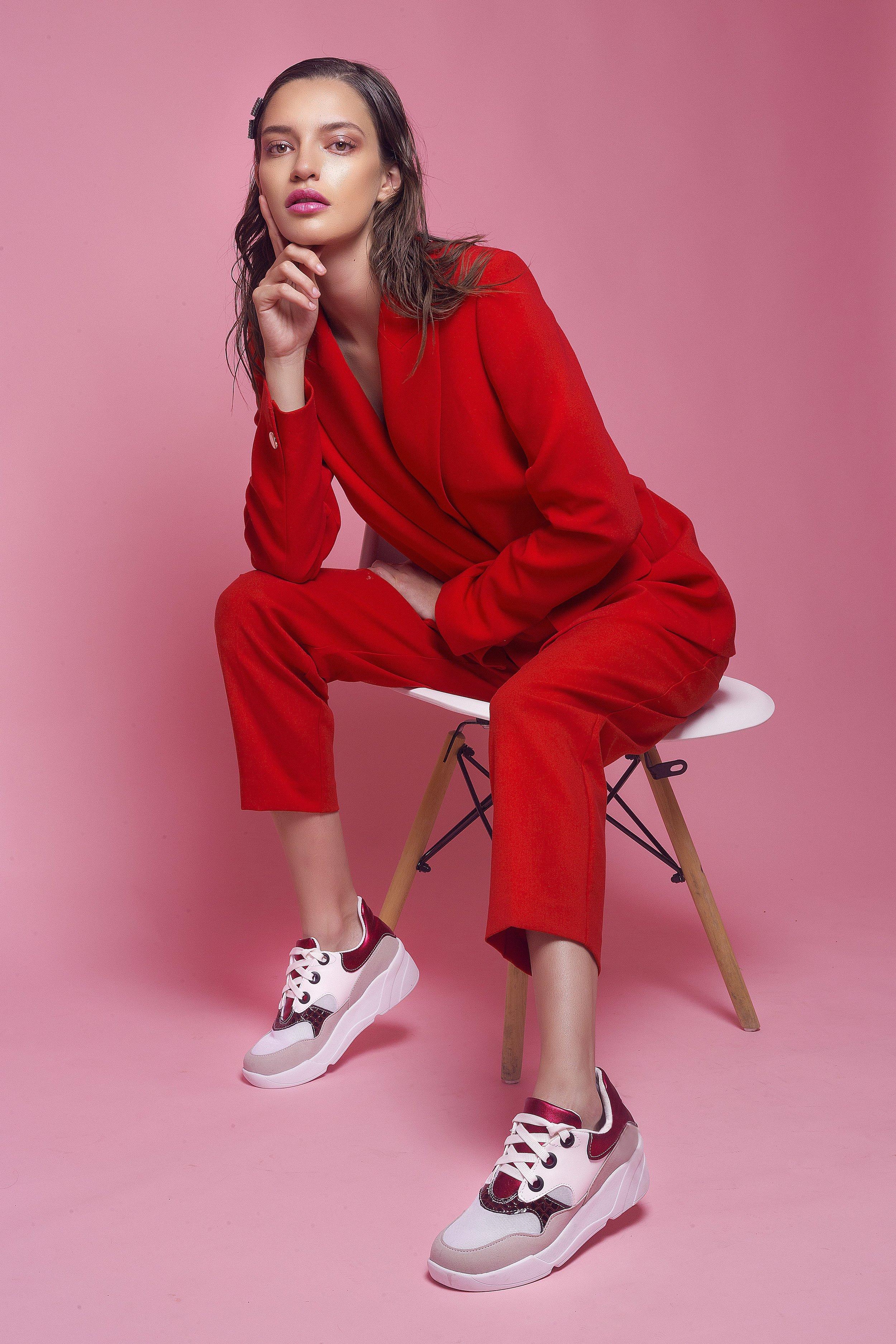 """- Producción y Styling comercial para """"Palooza Shoes"""" marca mexicana de calzado."""