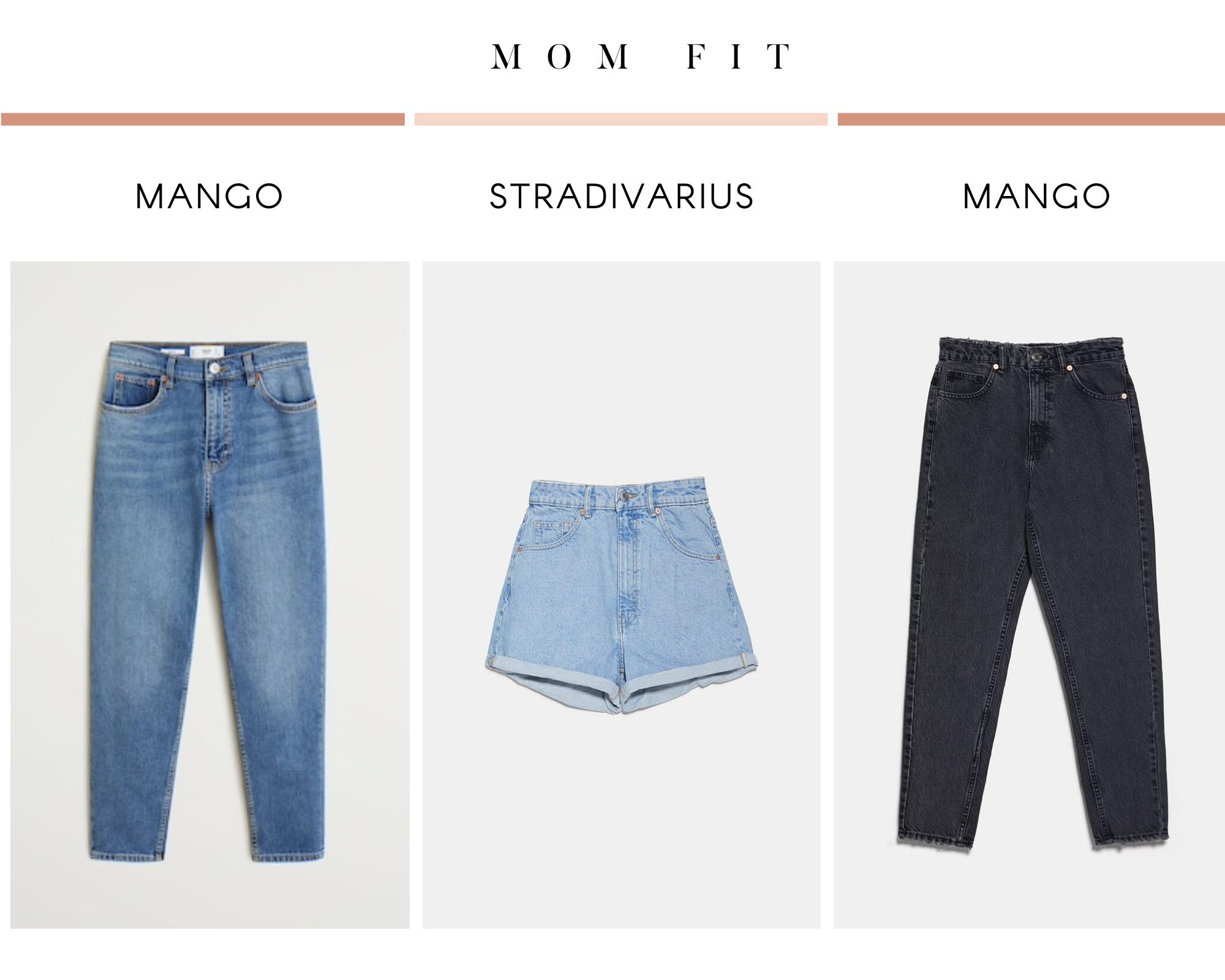 STYLE TIP: son súper cómodos y puedes encontrar este corte en shorts, faldas o vaqueros.