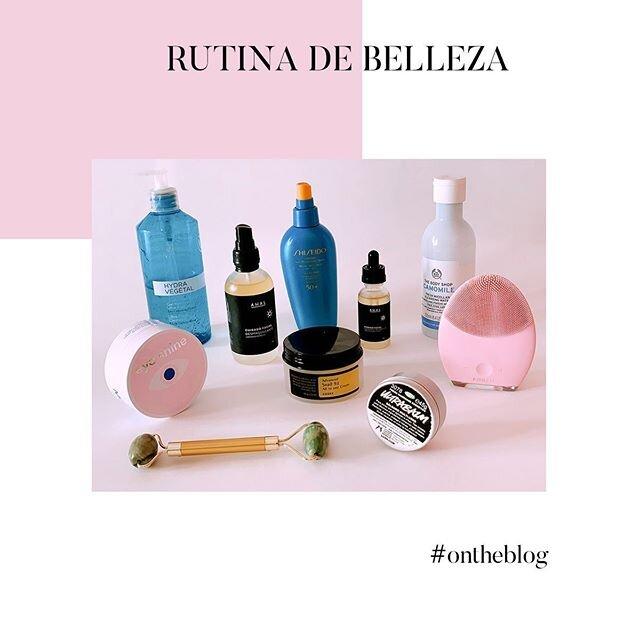 𝐍𝐔𝐄𝐕𝐎 𝐀𝐑𝐓Í𝐂𝐔𝐋𝐎!✨ ¿Quieres conocer mis mejores tips de #skincare para lucir una piel luminosa e hidratada?😍 En mi nuevo artículo encuentra la lista de mis productos de belleza favoritos, sus beneficios, precio y donde adquirirlos.🙌🏼 ¡Los amarás! Visita mi blog www.dressupliveup.moda . . . . . . #stradablogmx #skincarebystrada #newontheblog #blogposts #momiji #productosdebelleza #foreoluna #cuidadodelapiel #skincareproducts #rutinadebelleza #rutinafacial #shiseido #beauty #eyemask