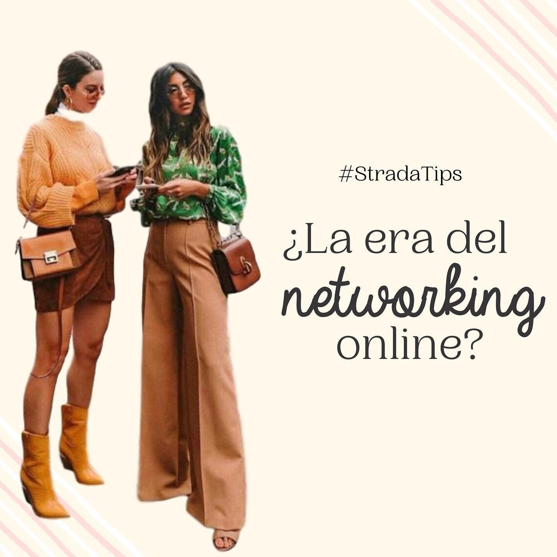 #StradaTips✨ ¿𝐍𝐞𝐭𝐰𝐨𝐫𝐤𝐢𝐧𝐠 𝐎𝐧𝐥𝐢𝐧𝐞? ¡En la era digital no hay distancia, ni límites!   Siempre he creído que las relaciones son TODO, para darte a conocer, para crear nuevas oportunidades de negocio, para salir de tu zona de confort, incluso, crear nuevas habilidades.   Si estás pensando que ahora con la pandemia no podrás hacer nuevas alianzas o colaboraciones, te sientes estancada en tu trabajo, el networking online puede ser tu estrategia clave. 🔑   Las redes sociales nos permiten CONECTAR e INSPIRAR a miles de personas, ofrecer nuestros productos y servicios, sin importar en qué parte del mundo estemos. 🙌🏼  ¿Quieres cambiar tu mindset? Desliza para ver algunas recomendaciones para hacer networking en la era digital.  ¿Cuál ya has puesto en práctica?🙋🏻♀️ . . . . . . #stradatips✨ #marcapersonal #networkingtips #emprendedorasonline #fashionbusiness #marketing