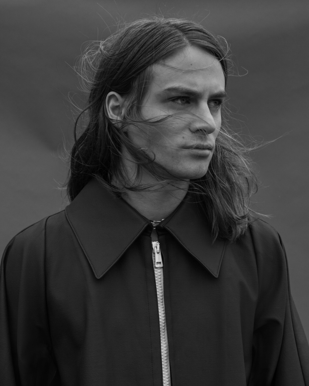 Coat: Acne