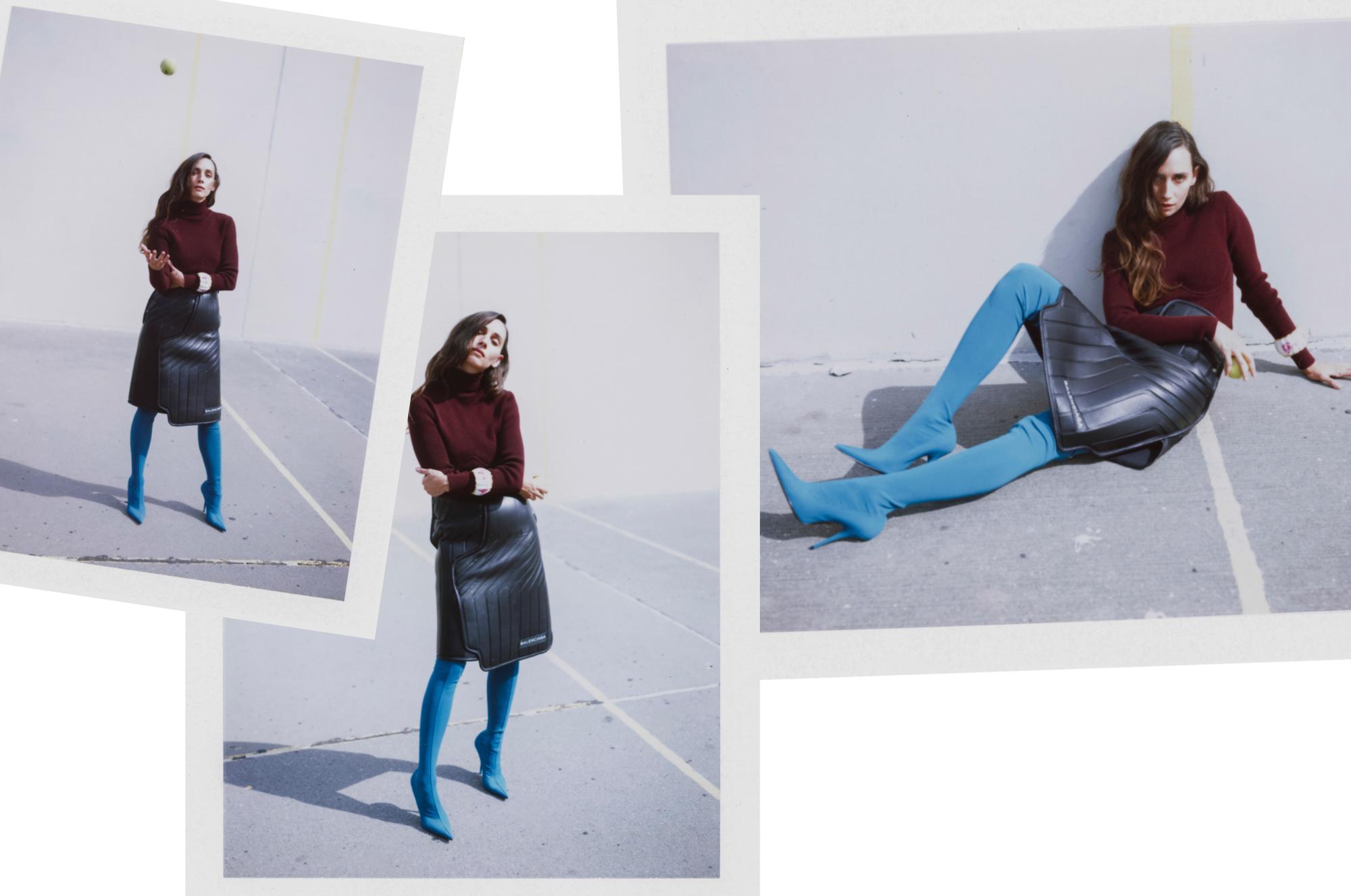 All clothing: Balenciaga