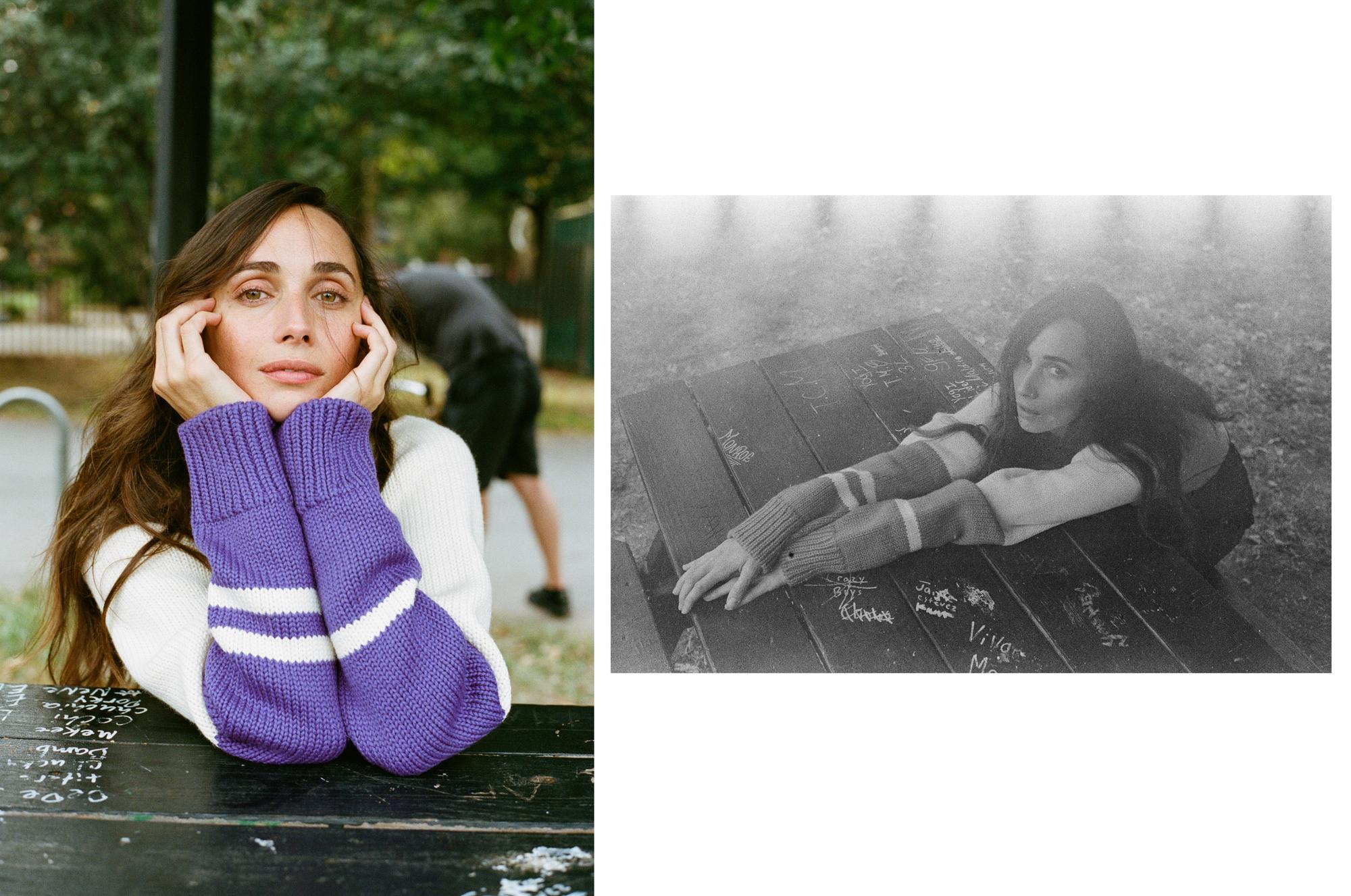All clothing: Calvin Klein