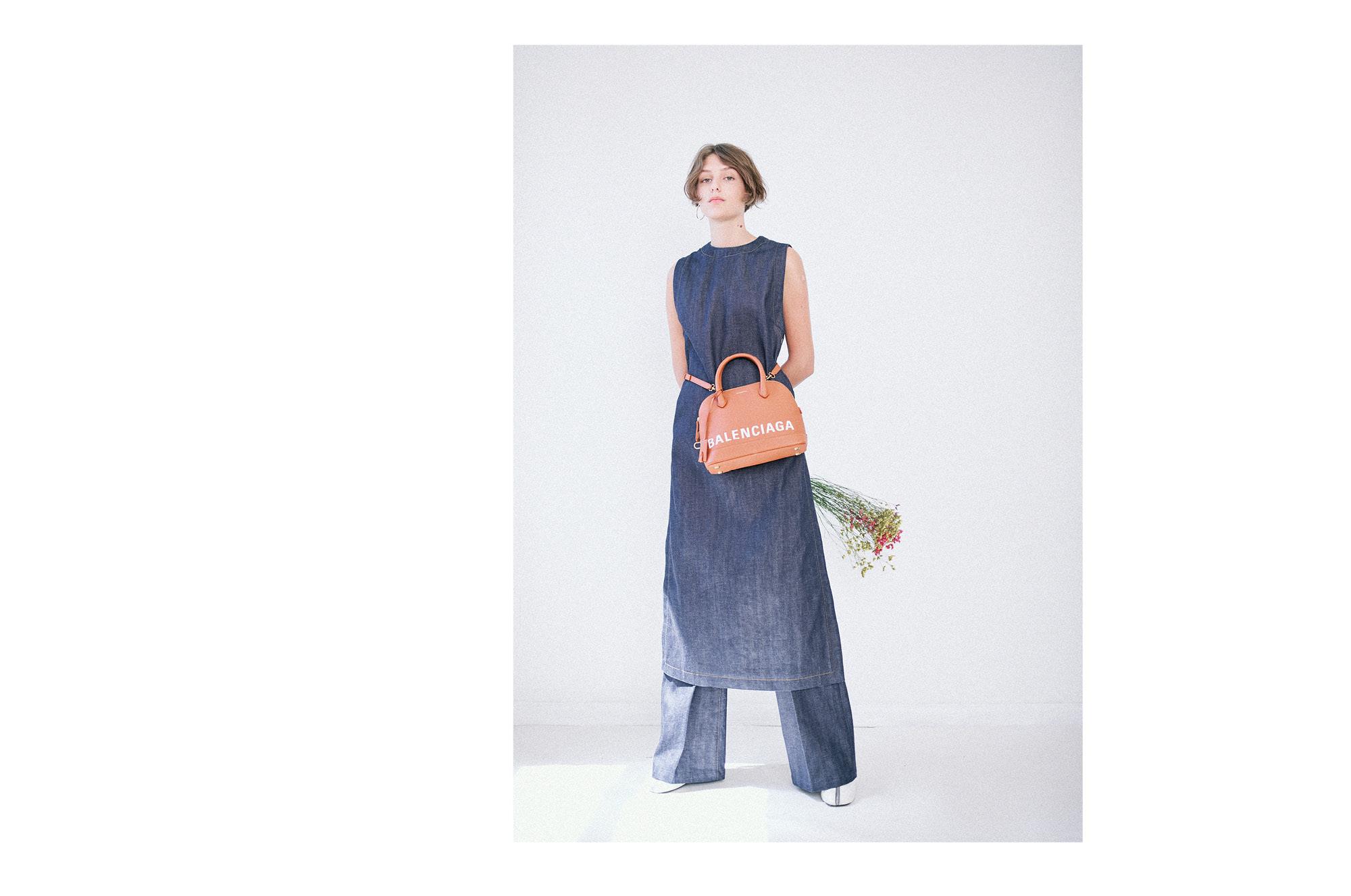 Dress & Pants: Hyke; Boots: Rag & Bone; Bag: Balenciaga
