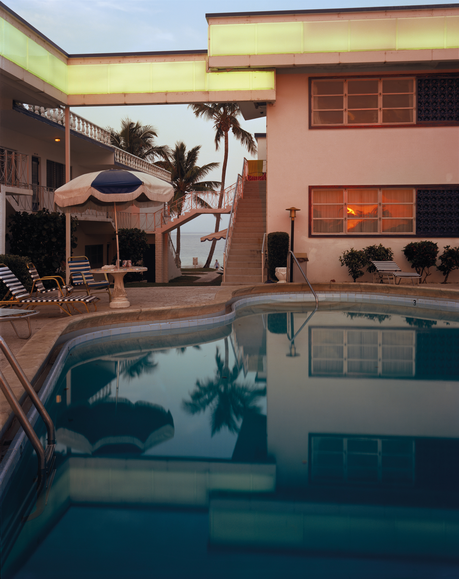 Florida,  1978. Courtesy and Copyright of Joel Meyerowitz