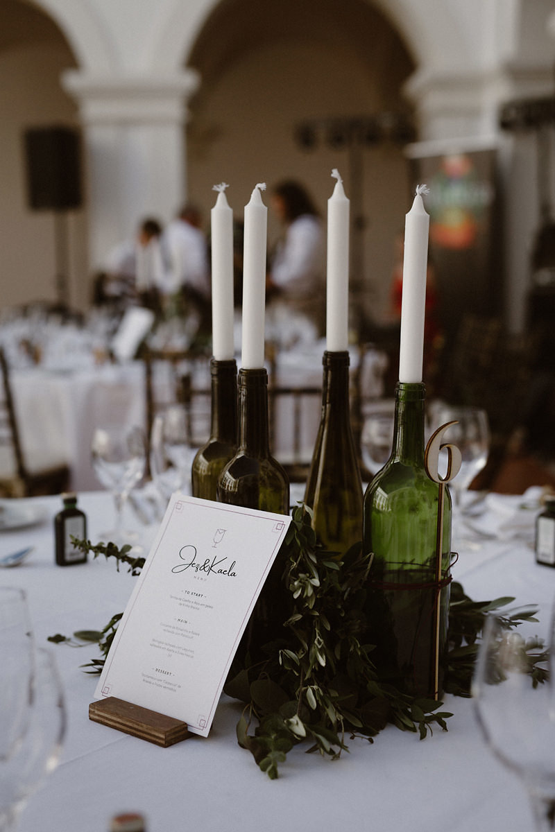 Bohemian Winery Wedding