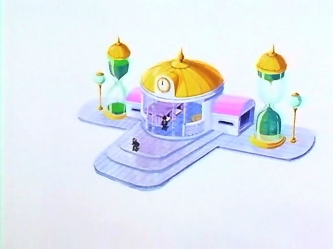 The Hyperbolic Time Chamber from Dragon Ball Z, where one year inside is the equivalent to one day outside