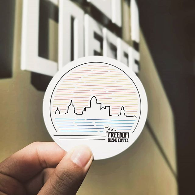 Skyline stickers available now! And don't forget, we start our NEW HOURS next week! • Monday - Thursday, 6am-6pm Friday - Saturday, 6am-9pm