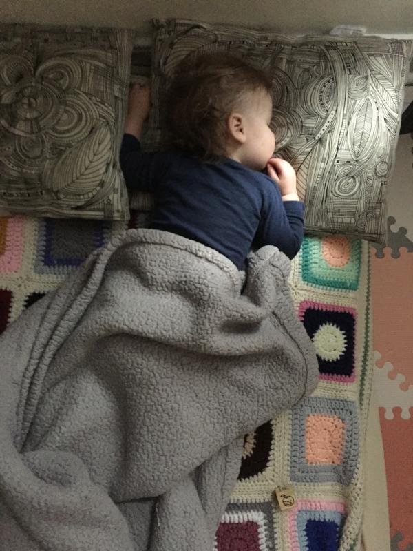 MINI LILA organic merino wool sleep wear