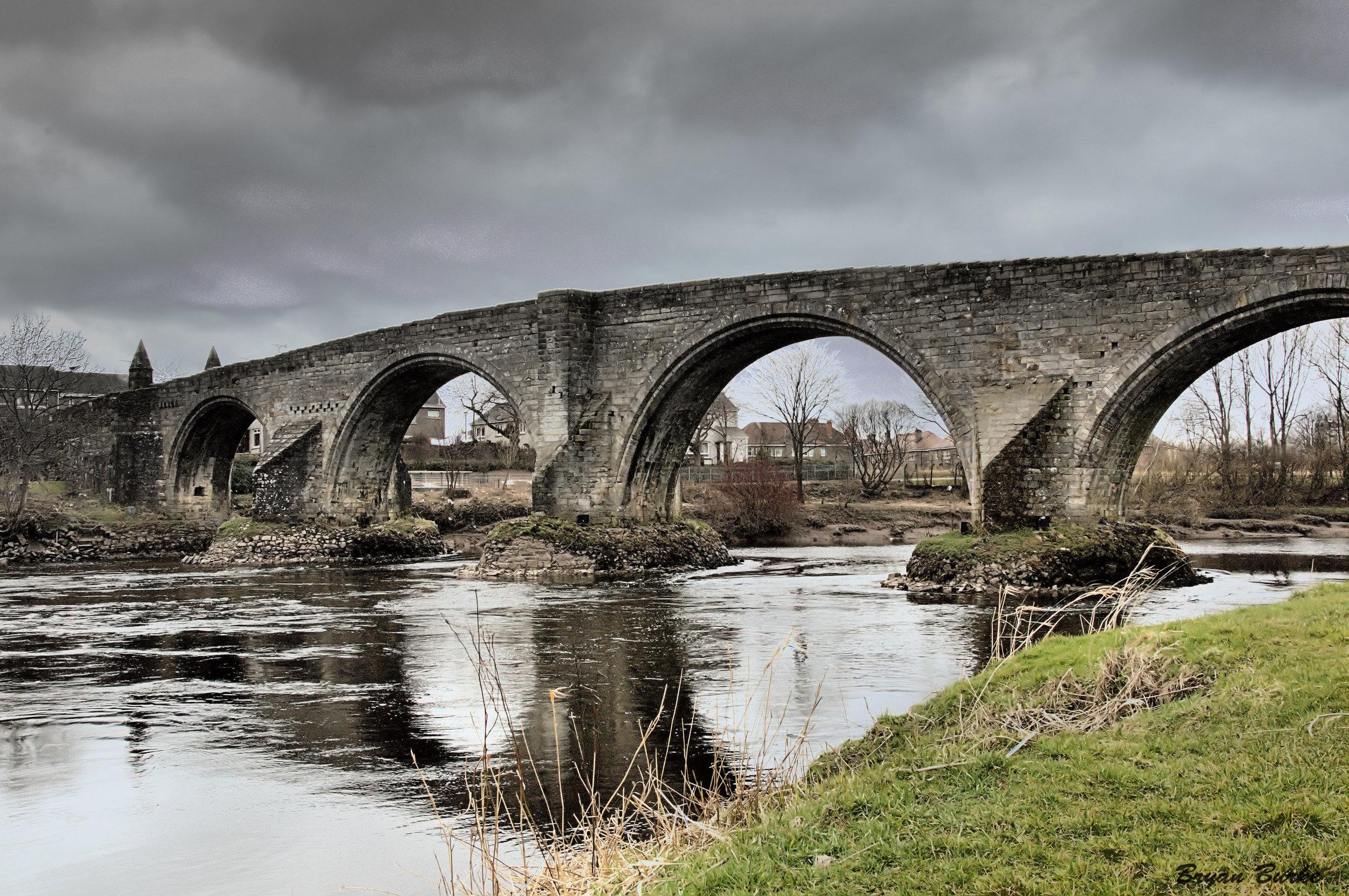 A bridge in Stirling