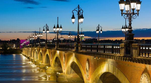 The City of Bordeaux