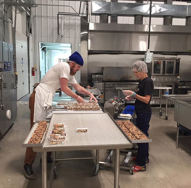 Happy to share our kitchens with UGo Bars! #KitchenShare #bloomington #eatlocal #local