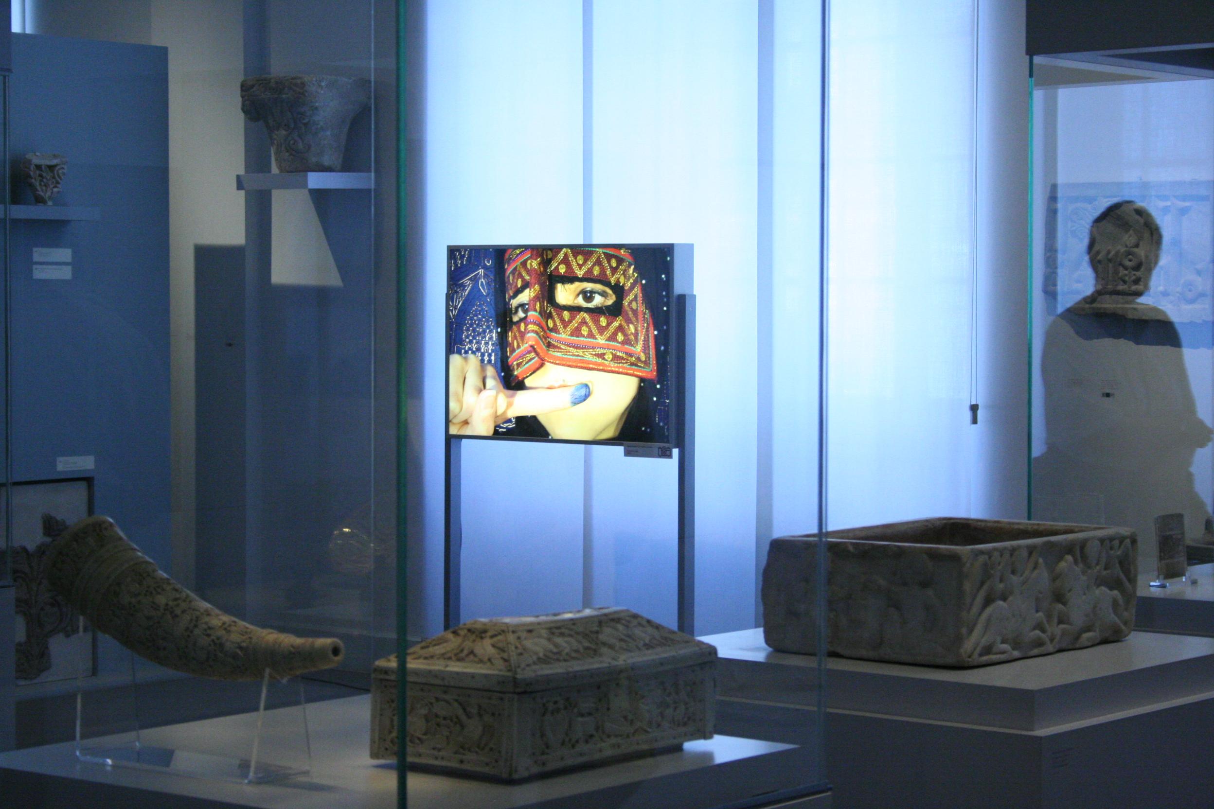 Tuba, PergamonMuseum, Berlin, Germany, 2007