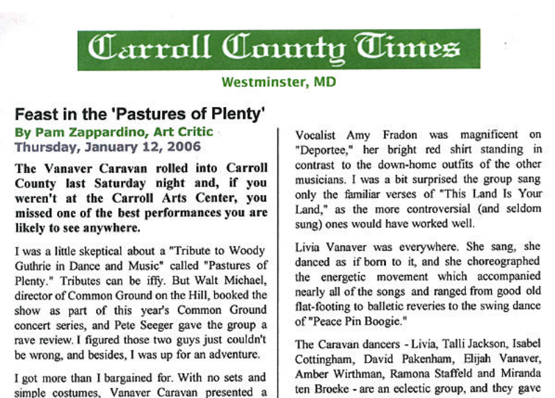 Carroll County Times