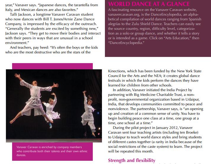 Dance Studio Life Magazine