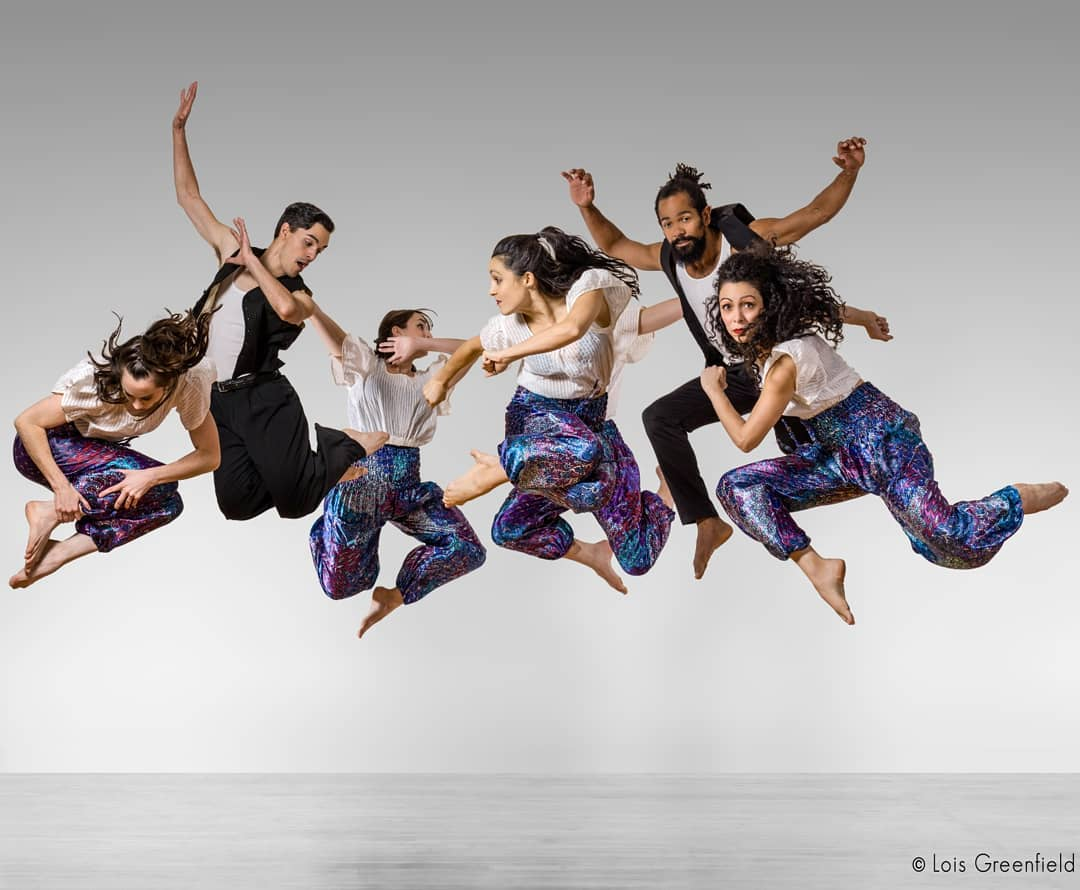 Photo by Lois Greenfield. 2017.