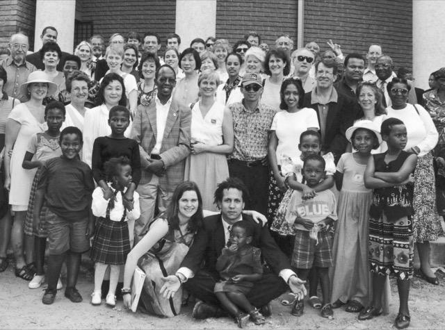 GCC International Delegation to South Africa, 1998