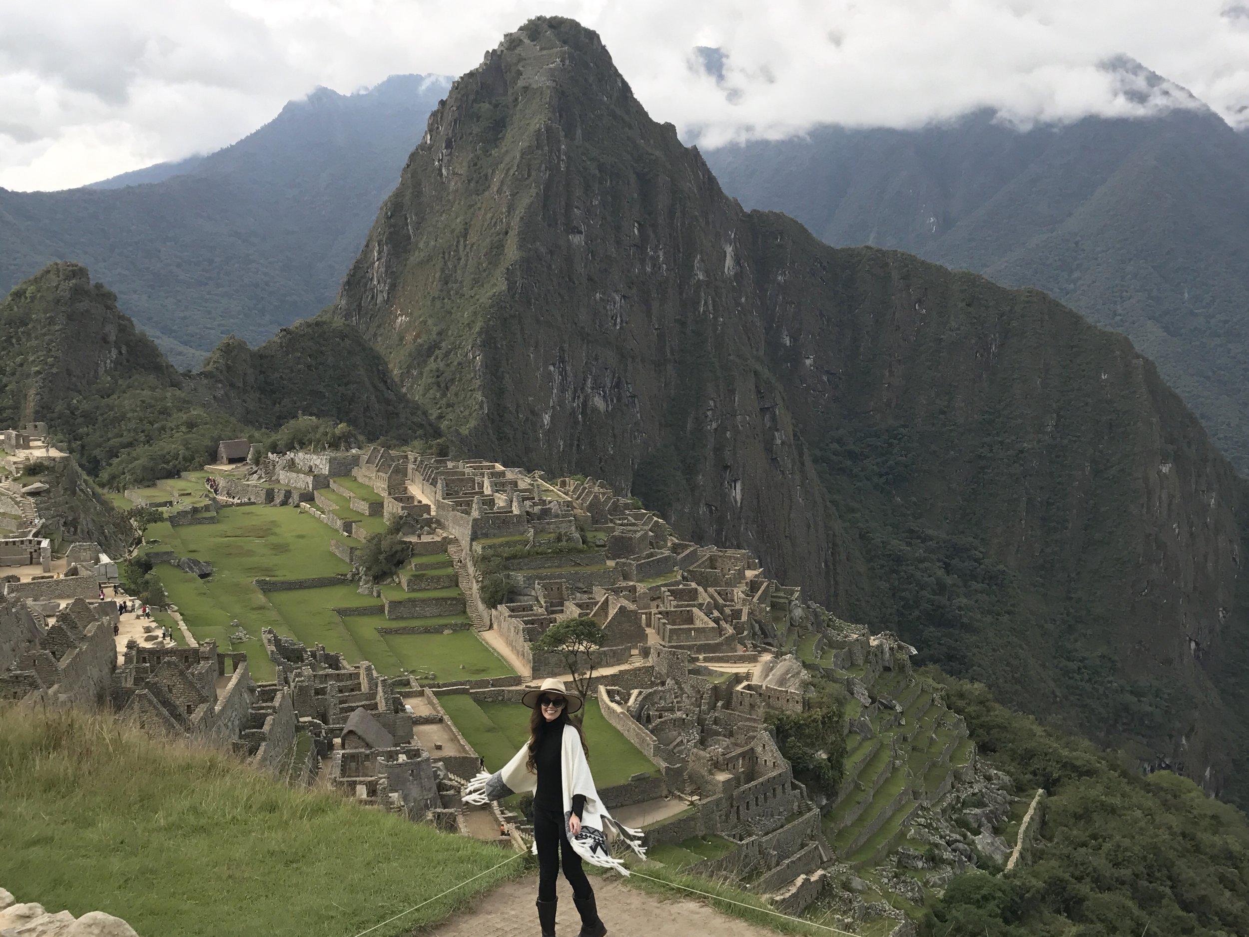 Machu Picchu - Sacred Valley Peru, December 2016