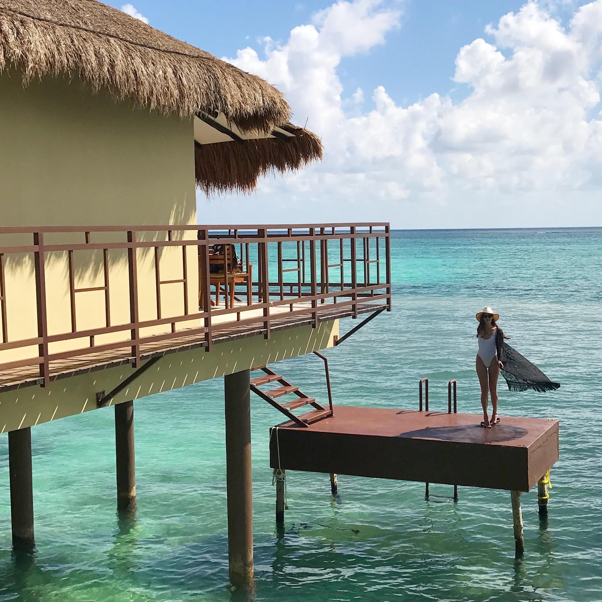 Palafitos Overwater Bungalows - El Dorado Maroma