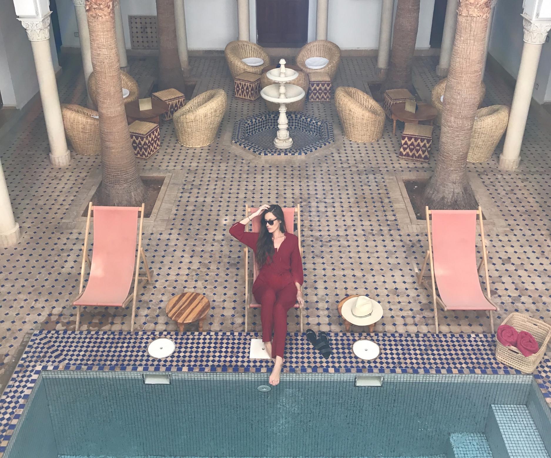 Riad Le Jardin D'Abdou, Marrakech Morocco