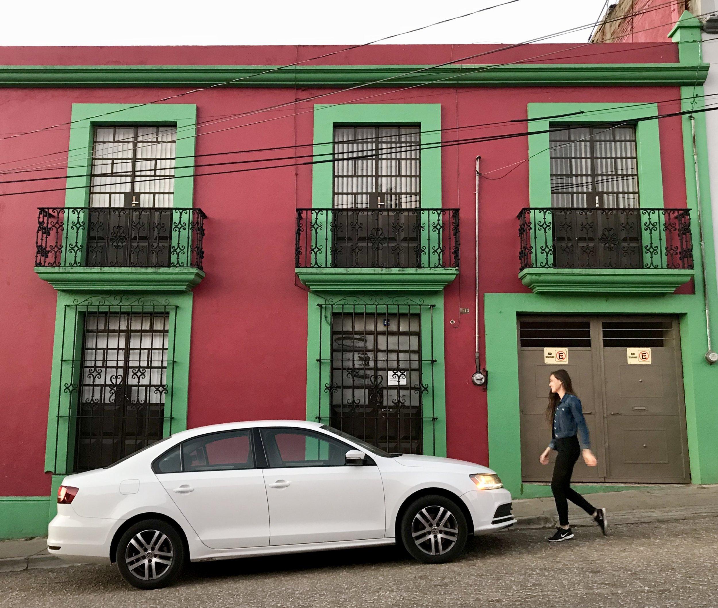 Road Trip to Oaxaca City, Mexico