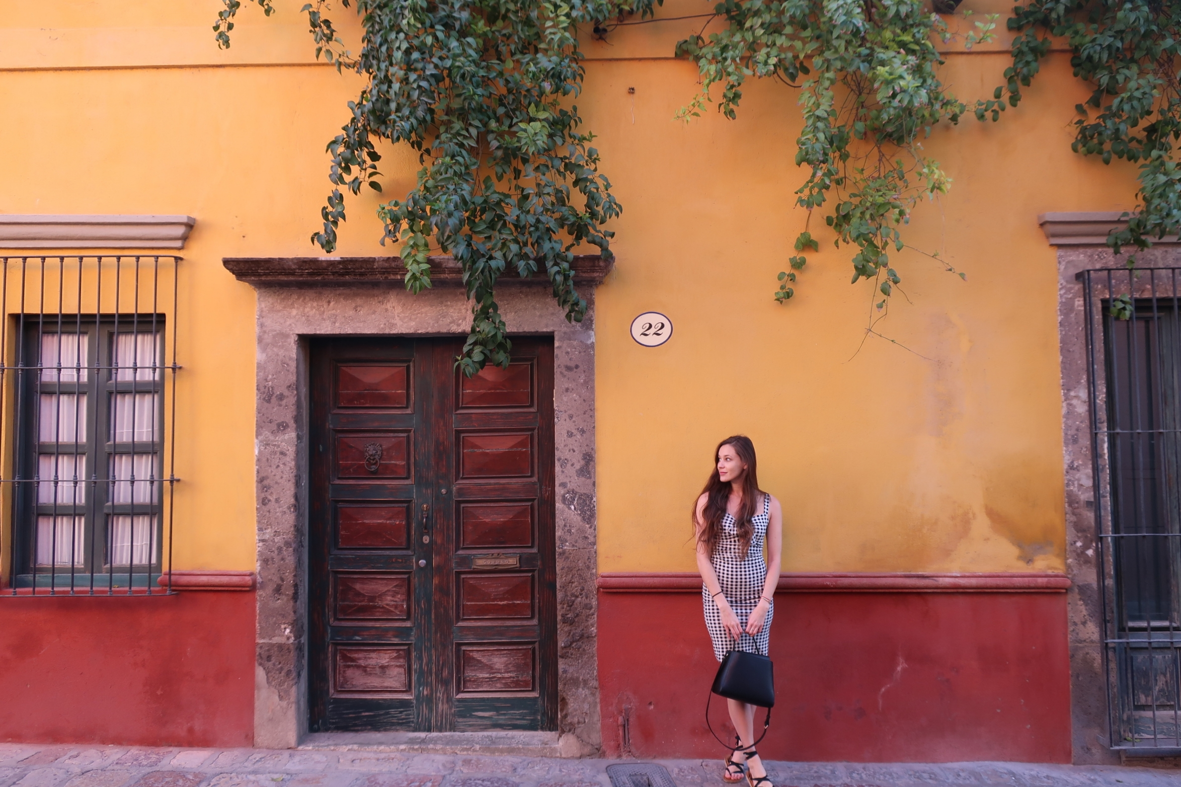 Photo taken on calle aldama in san miguel de allende, mexico