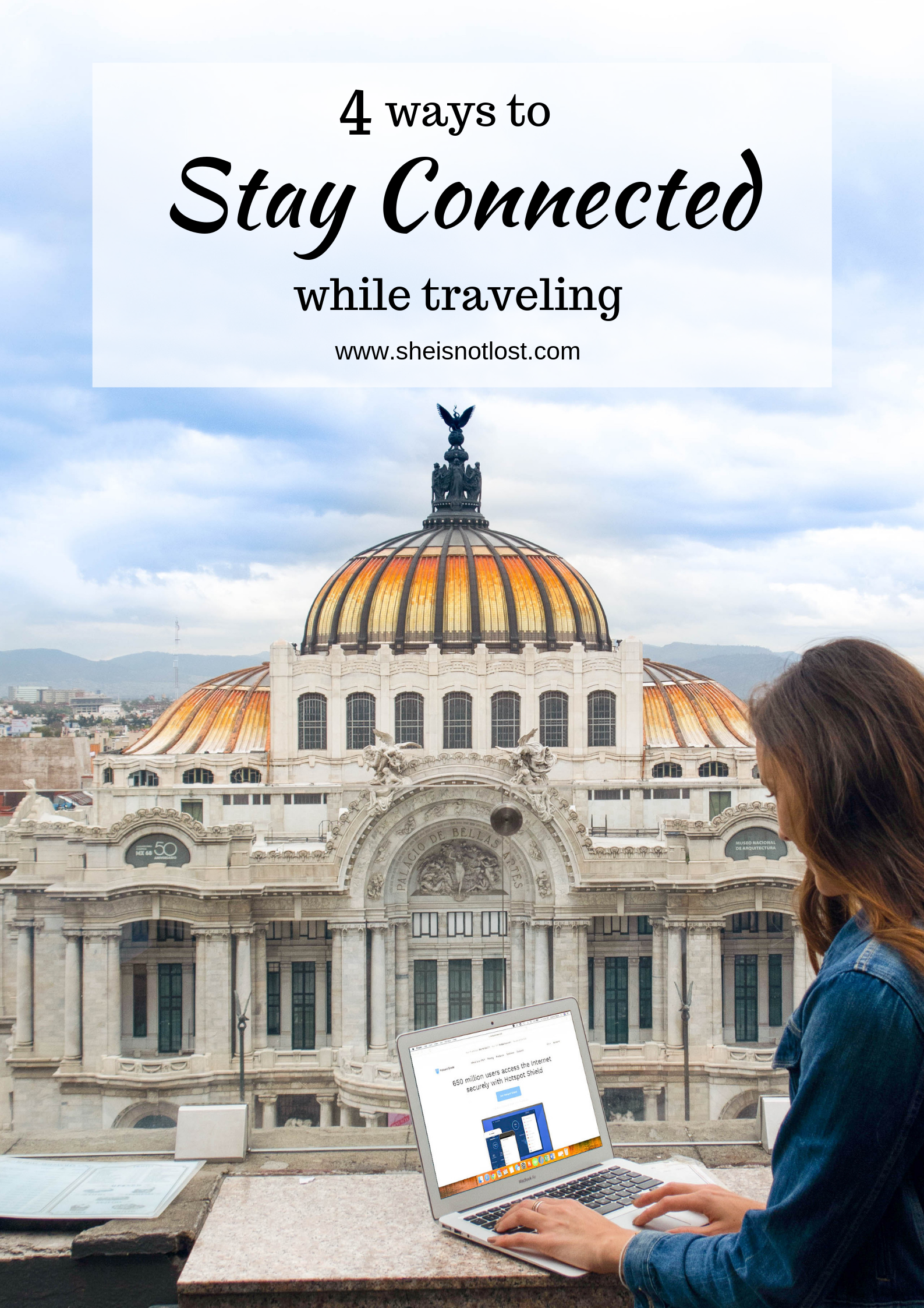 Staying Connected While Traveling