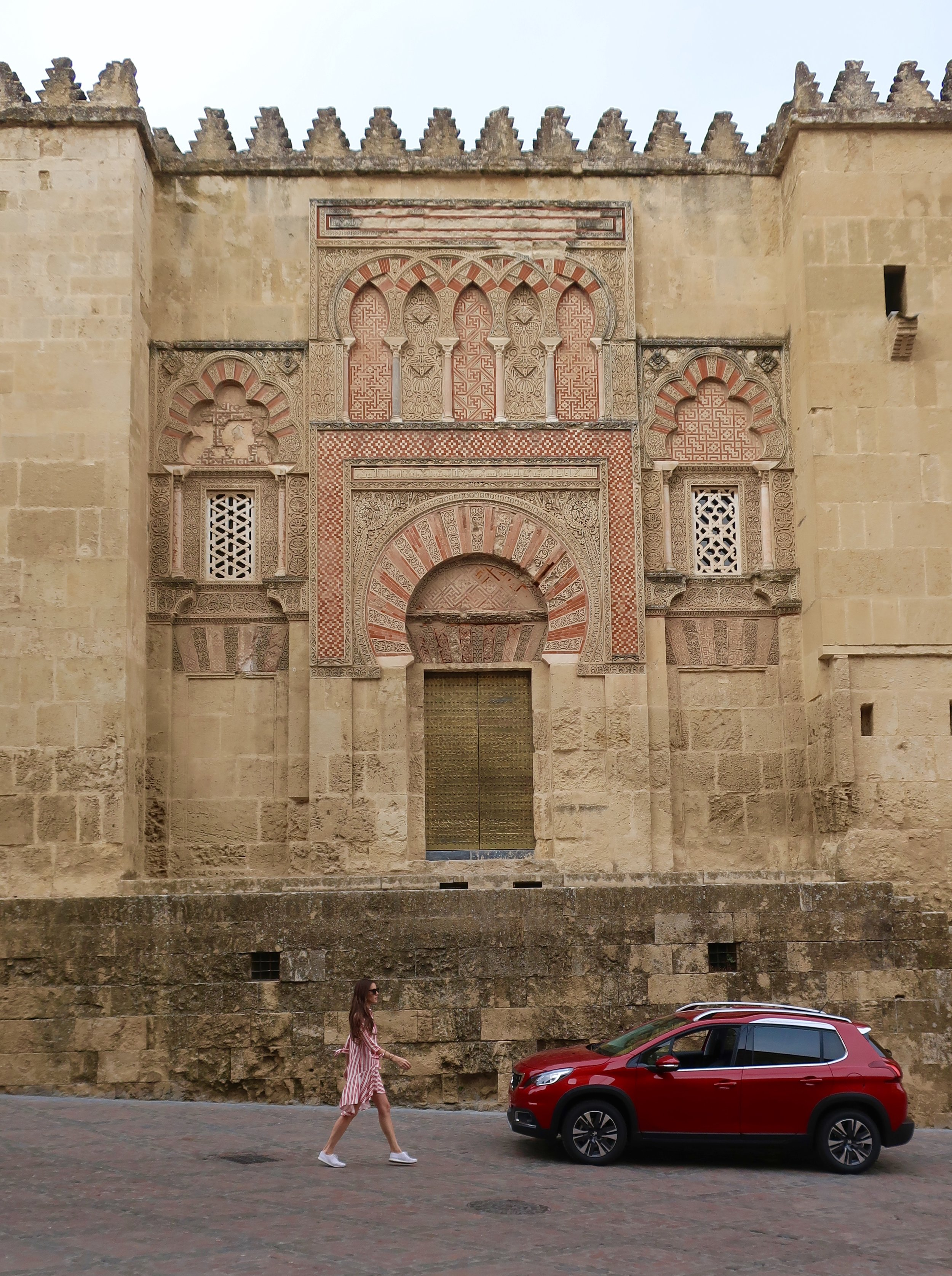 Exploring Córdoba on my road trip with AutoFrance