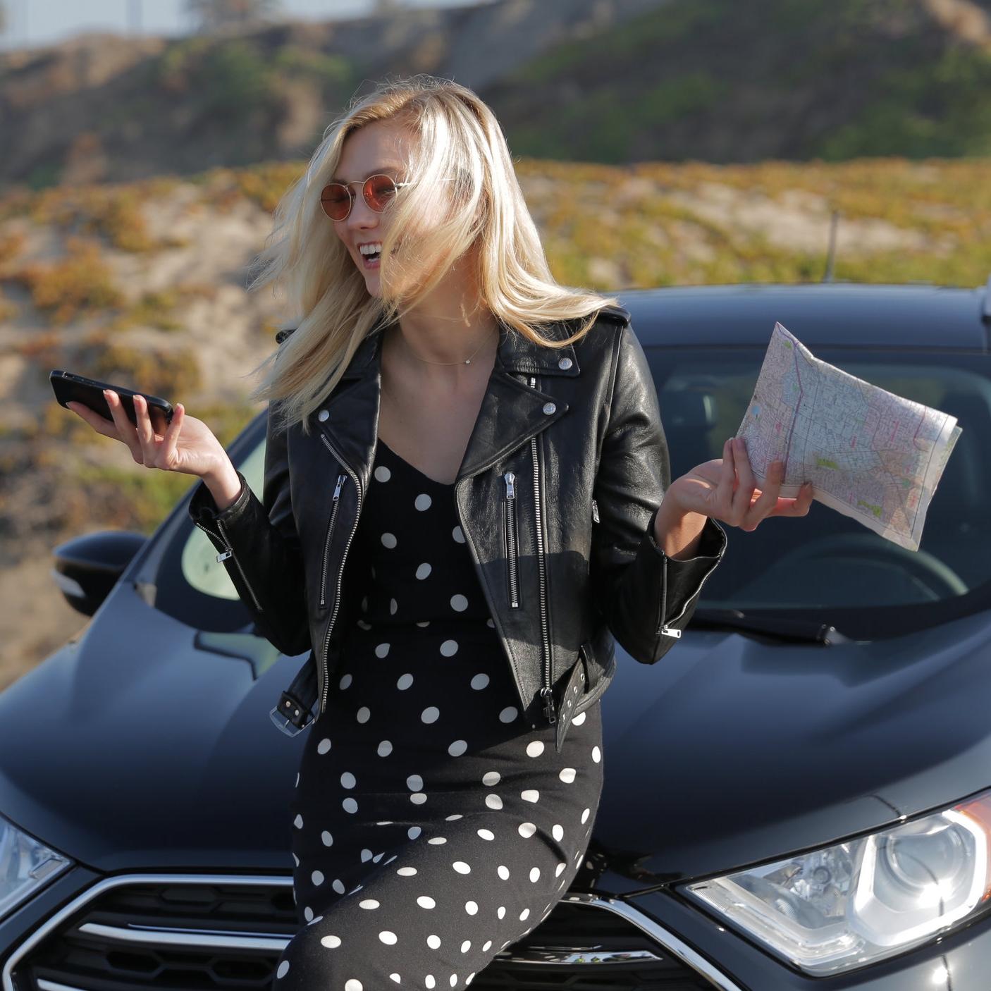 Karlie Kloss - Space | Trailblazers of STEAM