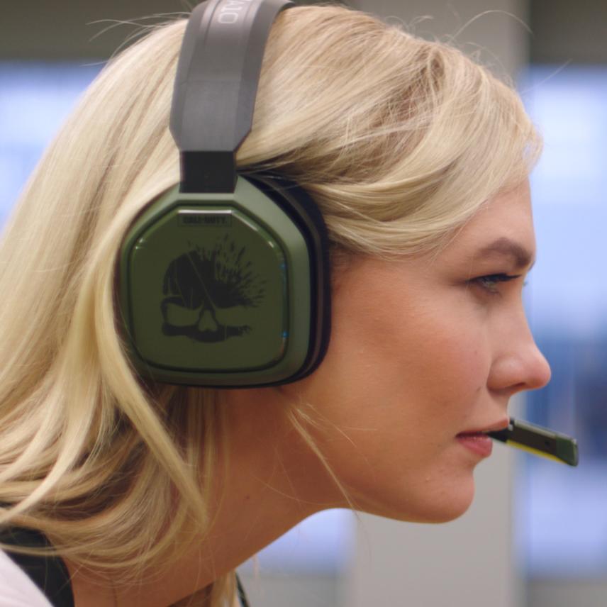 Karlie Kloss - Gaming | Trailblazers of STEAM