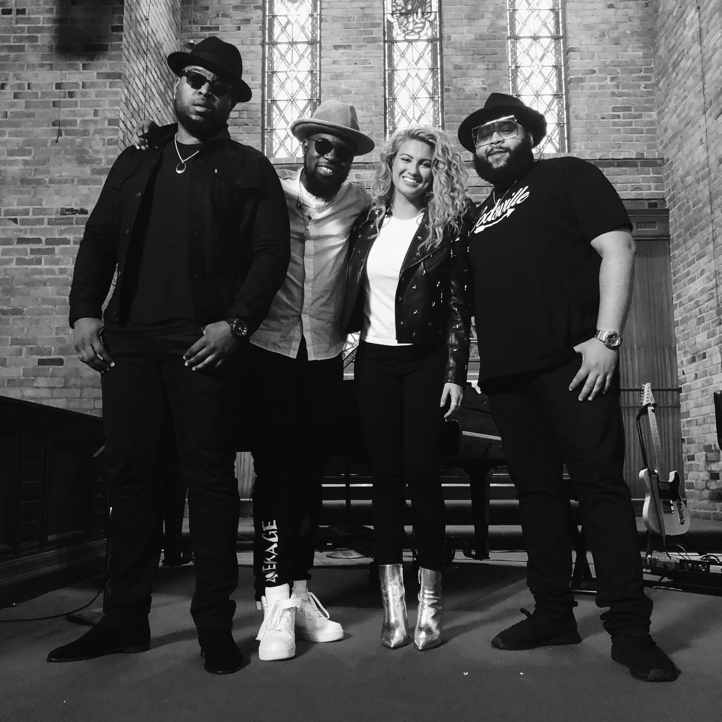 Help Us To Love - Tori Kelly featuring The Hamiltones