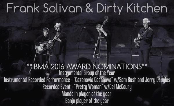 frank solivan 2016 ibma nominations