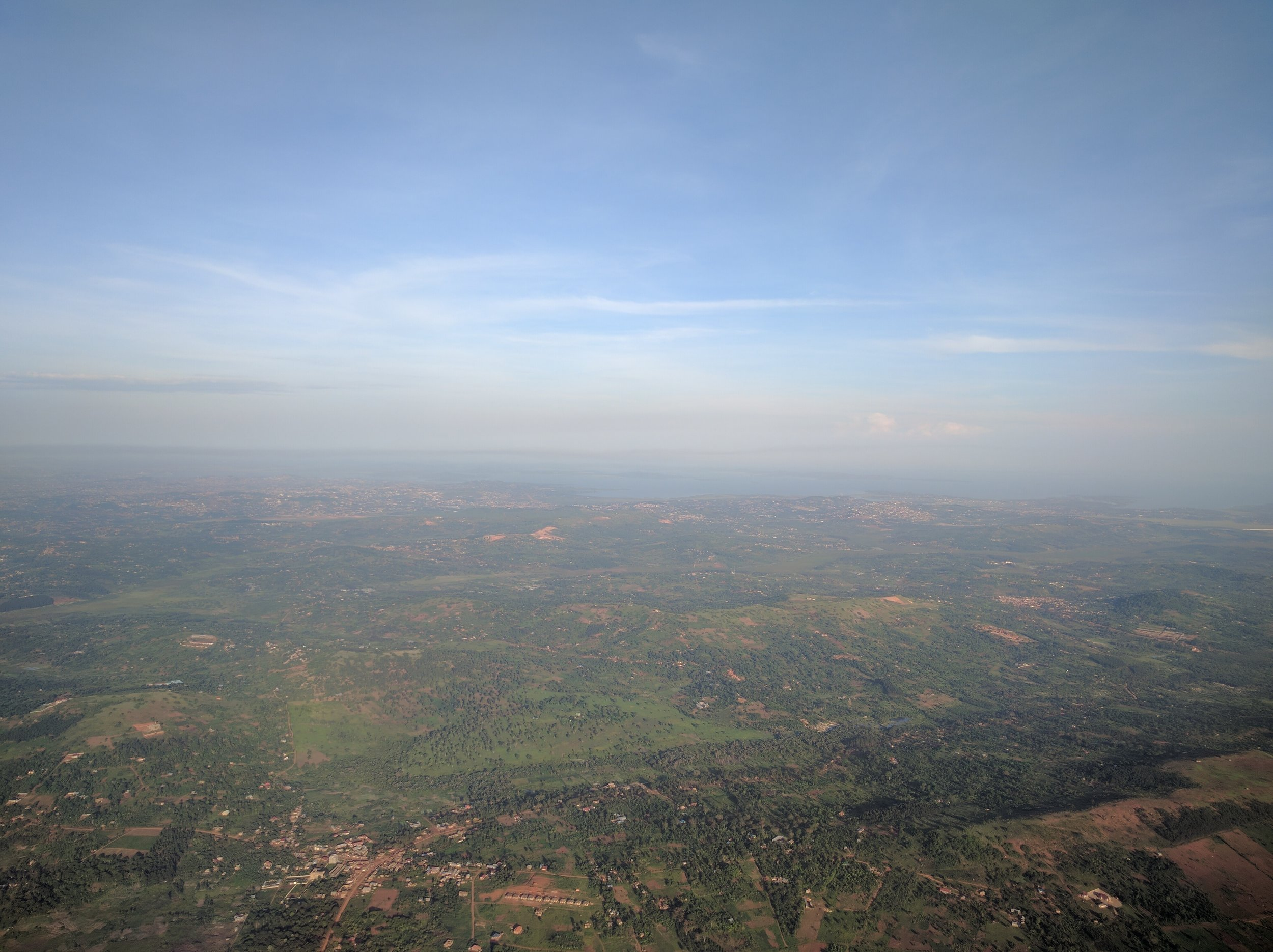 Another look at Uganda from the air