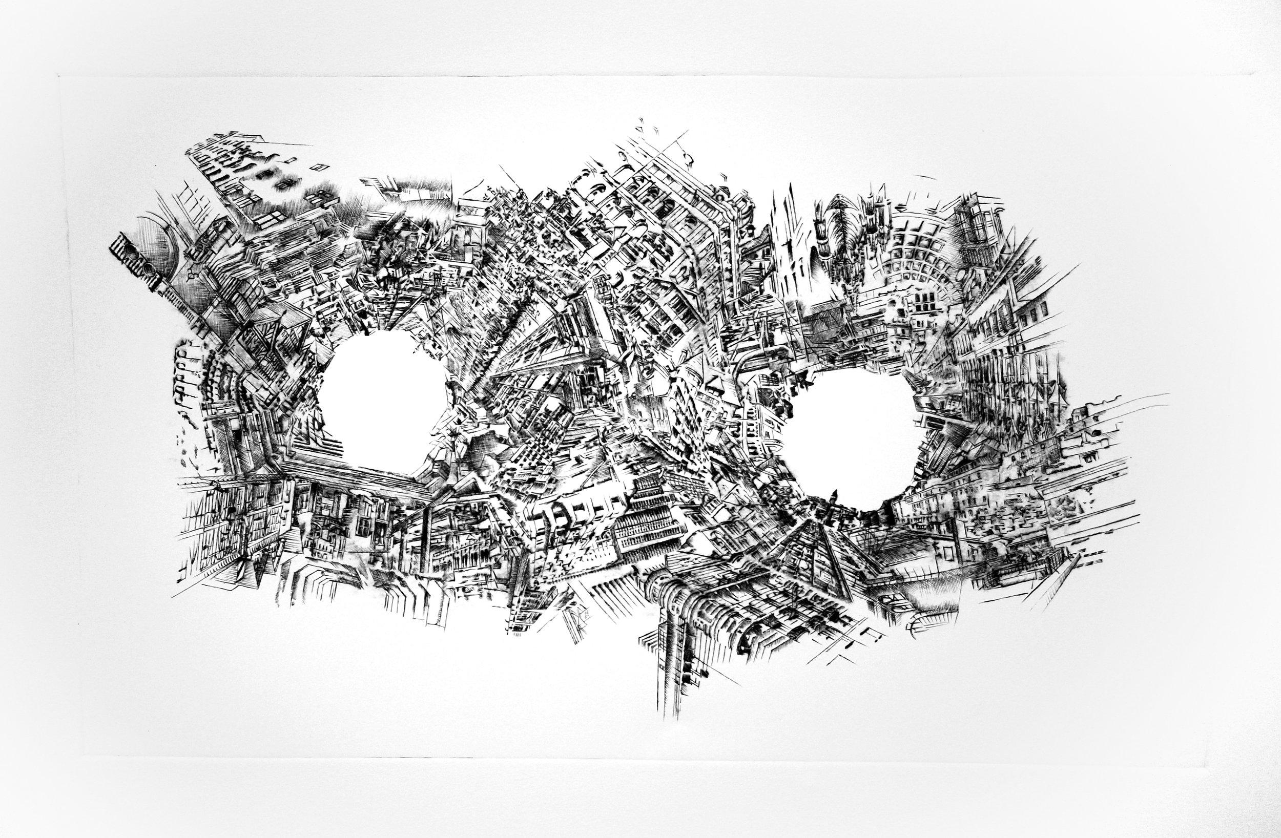 One Moon Circles, 2014