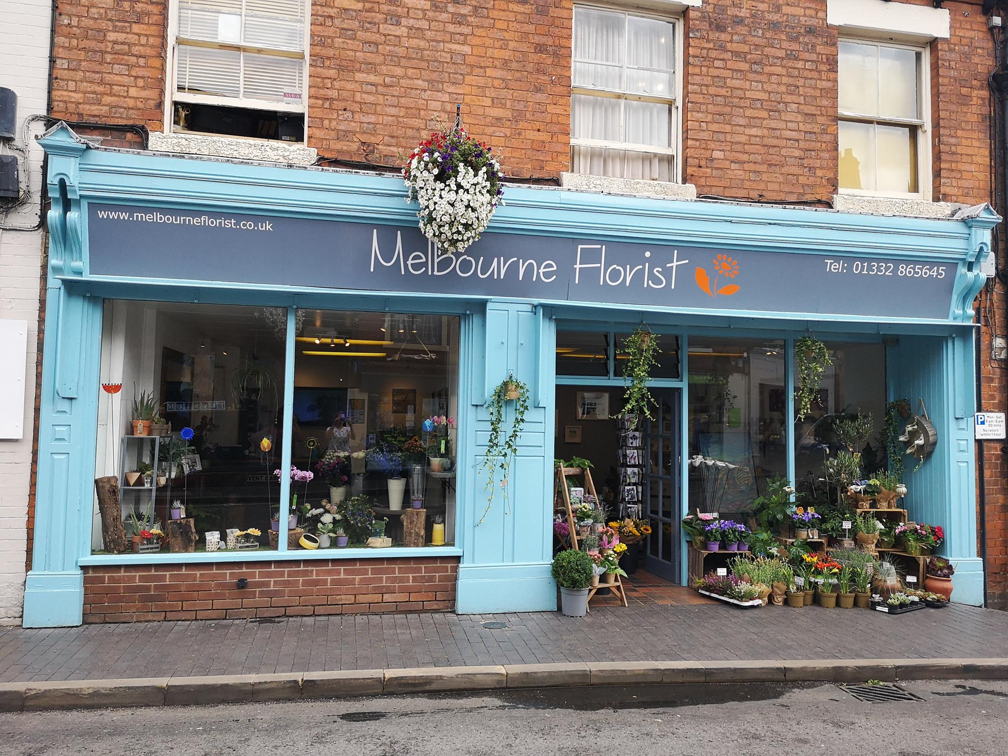 Melbourne Florist, Derby